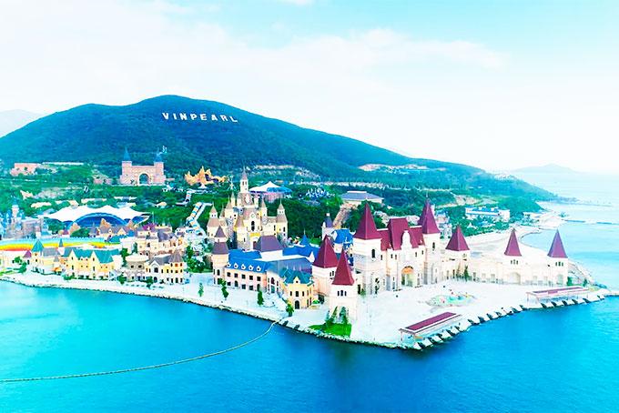 """Vinpearl Nha Trang – """"Đảo du lịch"""" nhất định phải đến"""