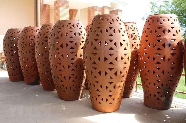 Làng gốm Bàu Trúc ở Ninh Thuận: Giữ nét đặc trưng văn hóa Chăm