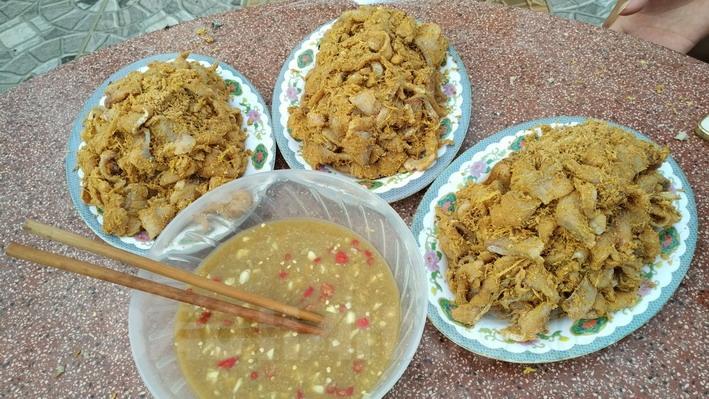 Ngon lạ món gỏi cá mè Cẩm Hoàng – Hải Dương