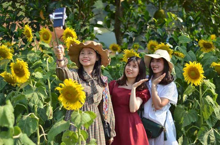 Lượng khách đến Gia Lai tăng 26,2%