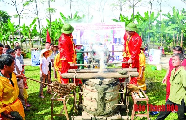 Phát huy nét đẹp làng nghề truyền thống xứ Thanh