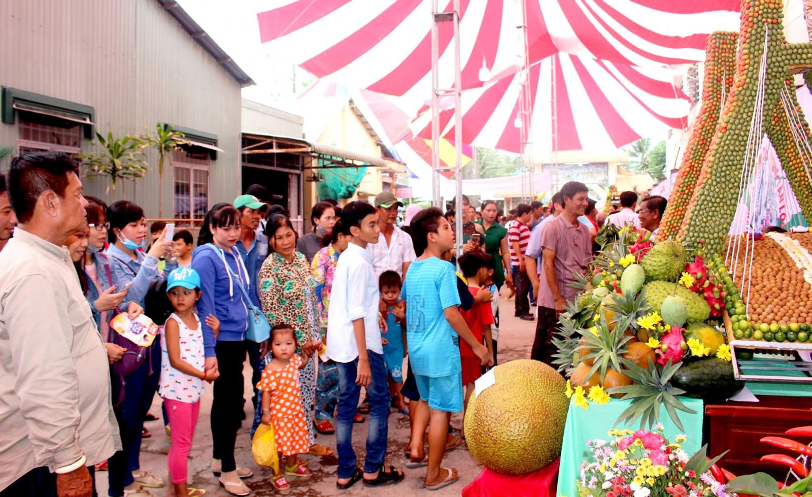 Cần Thơ sẵn sàng cho Lễ hội Vườn trái cây Tân Lộc năm 2019