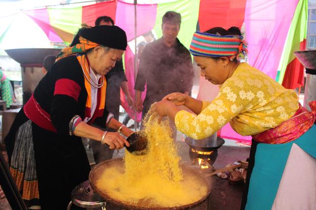 Bảo tồn văn hóa dân tộc Mông ở Quản Bạ
