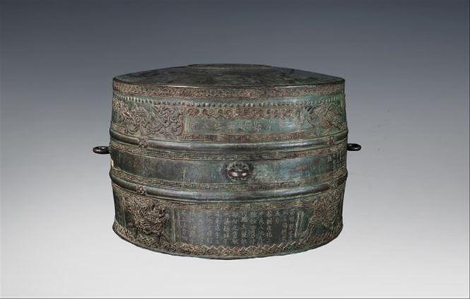 Trưng bày hiện vật quý về Quốc hiệu và Kinh đô Đại Việt