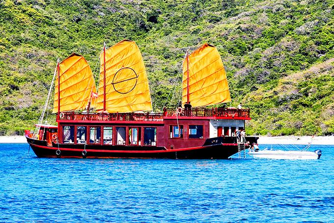 Khánh Hòa: Tiềm năng phát triển tour du thuyền