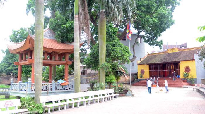 Yên Dũng (Bắc Giang) quan tâm tu bổ, tôn tạo di tích phục vụ phát triển du lịch