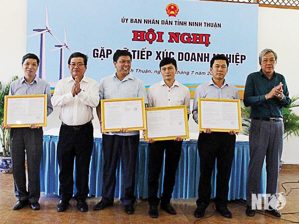 Ninh Thuận: Hội nghị Đối thoại doanh nghiệp về đầu tư kinh doanh lĩnh vực du lịch