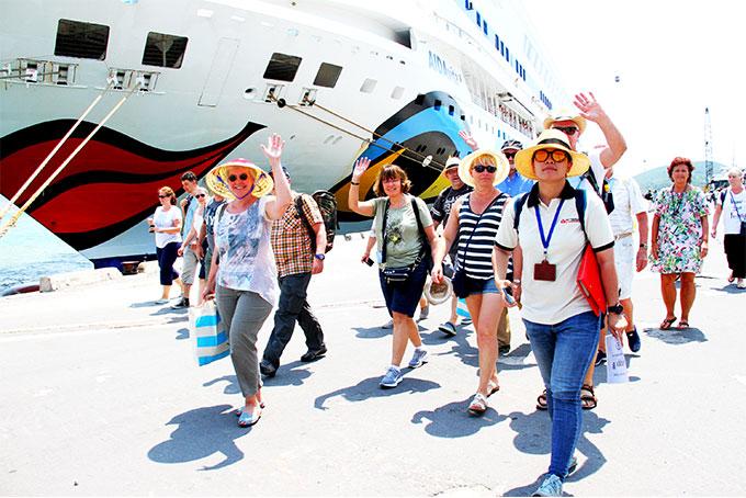 Khánh Hòa: Du lịch tăng trưởng khá
