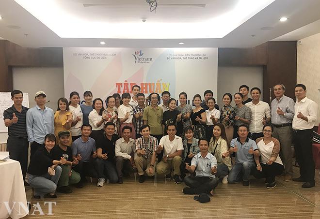 Tổng cục Du lịch tổ chức khóa tập huấn du lịch có trách nhiệm tại Tây Nguyên