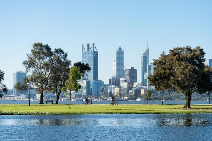 Perth - thành phố yên bình của Australia