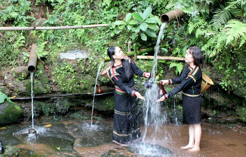 Bến nước - Biểu tượng văn hóa Tây Nguyên