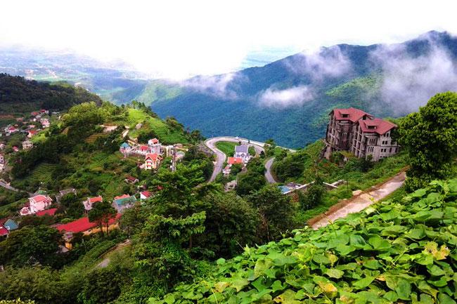 Khách sạn ở Vĩnh Phúc (5-3 sao)
