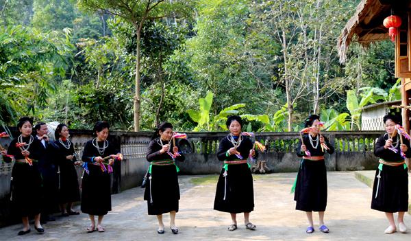 Quang Bình (Hà Giang) giữ gìn và phát huy giá trị tín ngưỡng dân gian