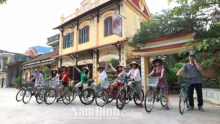 Nam Định: Hải Hậu khai thác tiềm năng phát triển du lịch