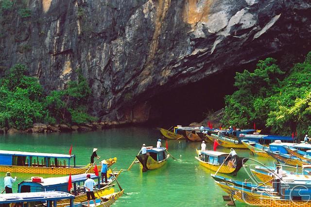 Giảm phí tham quan các khu, điểm du lịch trong dịp Lễ hội hang động Quảng Bình năm 2019