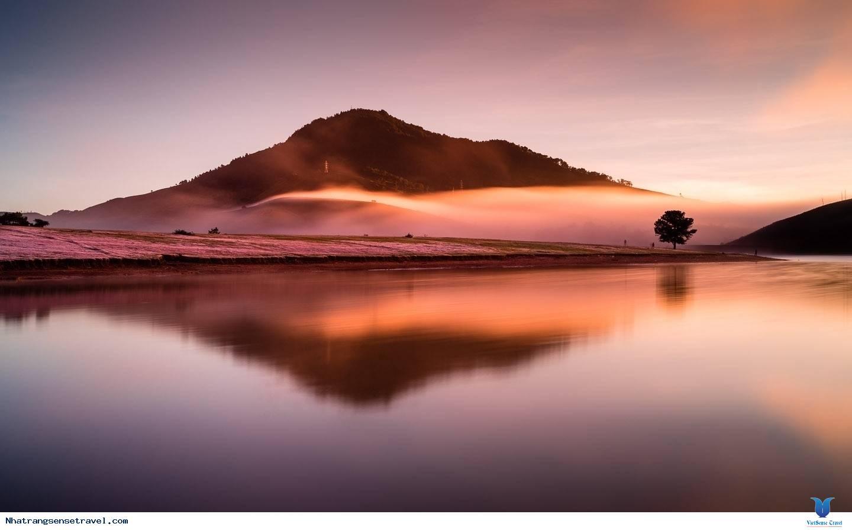 Khám phá Hồ Đá Bàn Nha Trang
