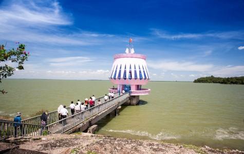 Dầu Tiếng (Bình Dương) - Hội tụ nhiều điểm du lịch hấp dẫn du khách