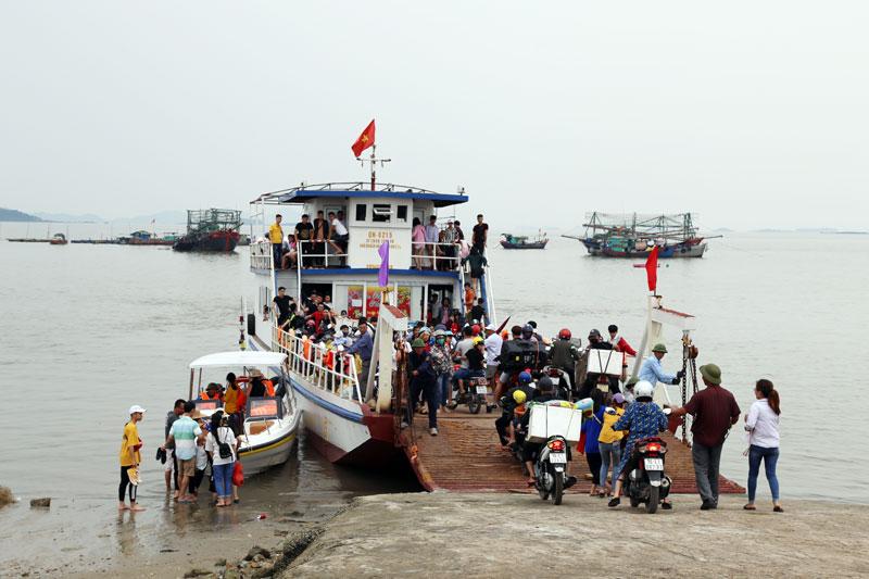 Hải Hà (Quảng Ninh): Phát triển sản phẩm du lịch đặc trưng, hấp dẫn