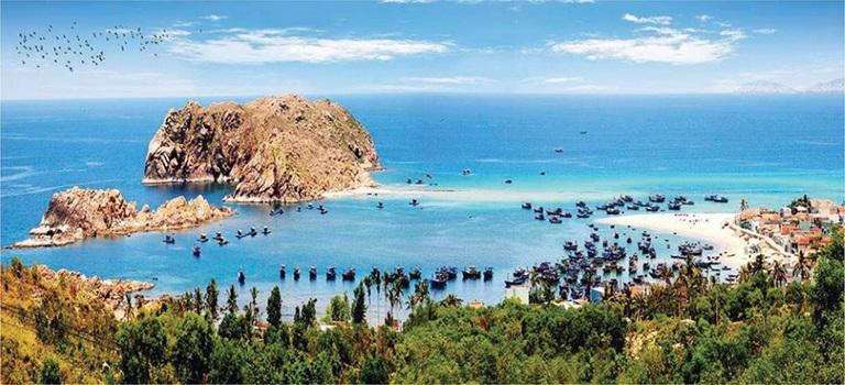 Khám phá đảo Hòn Khô – Bình Định
