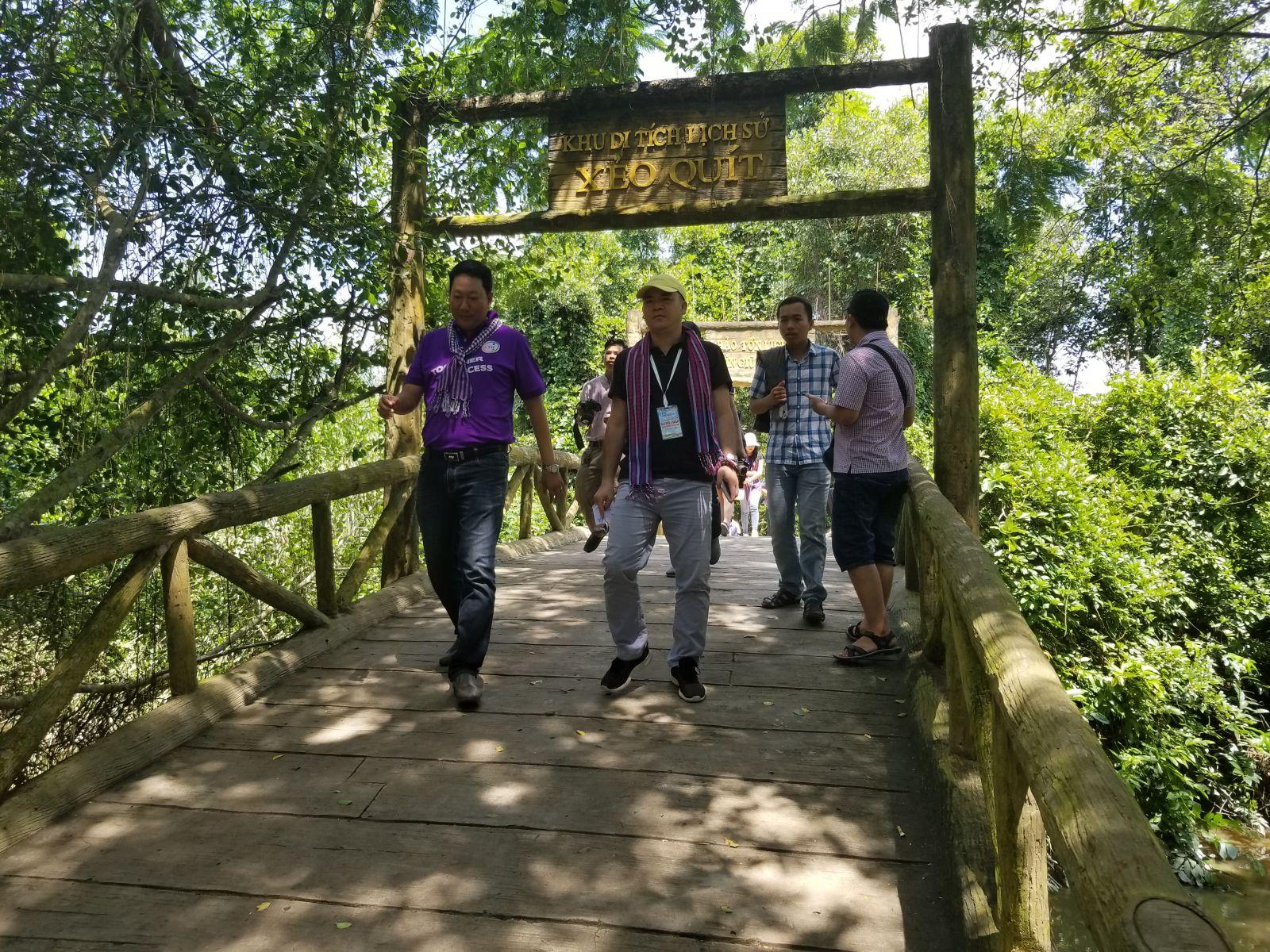 Khu di tích Xẻo Quít (Đồng Tháp) – Về nơi bảo tồn lịch sử, gìn giữ hồn quê
