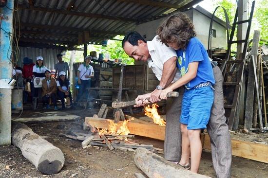 Hội An (Quảng Nam) củng cố du lịch làng nghề