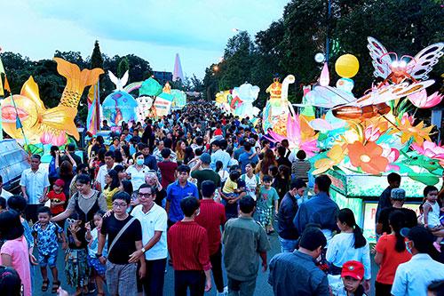 Bình Thuận: Phan Thiết ban hành kế hoạch tổ chức Lễ hội Trung thu 2019