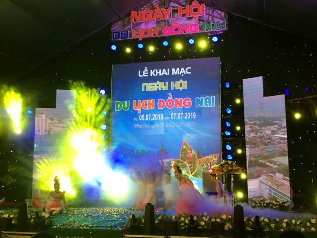 Quảng bá du lịch Ninh Thuân tại Ngày hội Du lịch Đồng Nai 2019