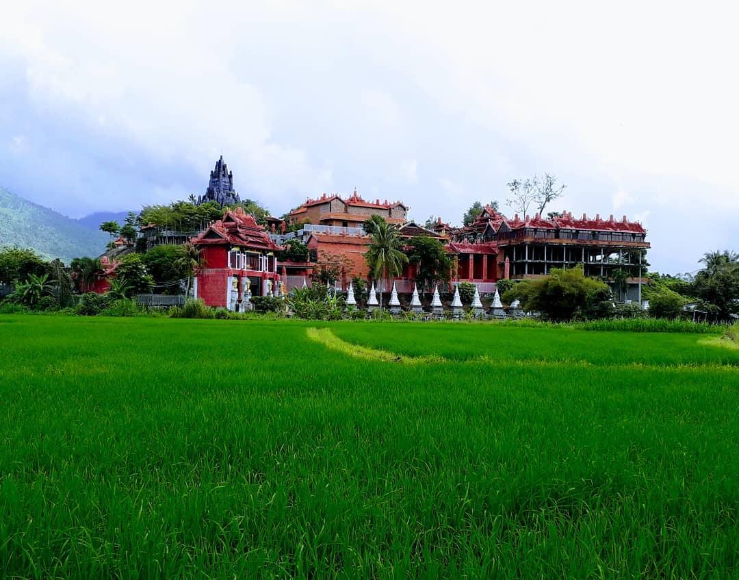 Thiền viện Thánh Sơn (Khánh Hòa) – Điểm đến hấp dẫn