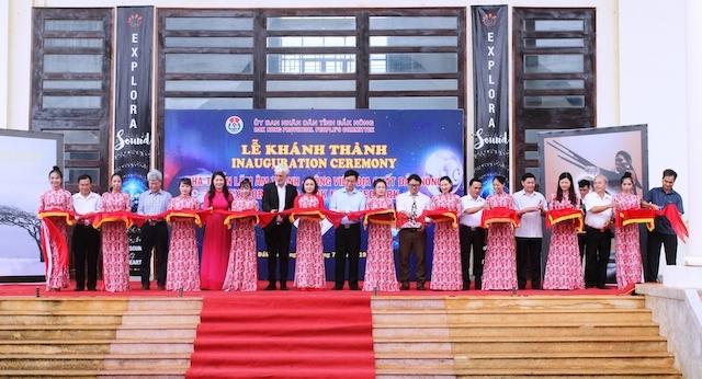 Khánh thành Nhà triển lãm âm thanh tại Đắk Nông