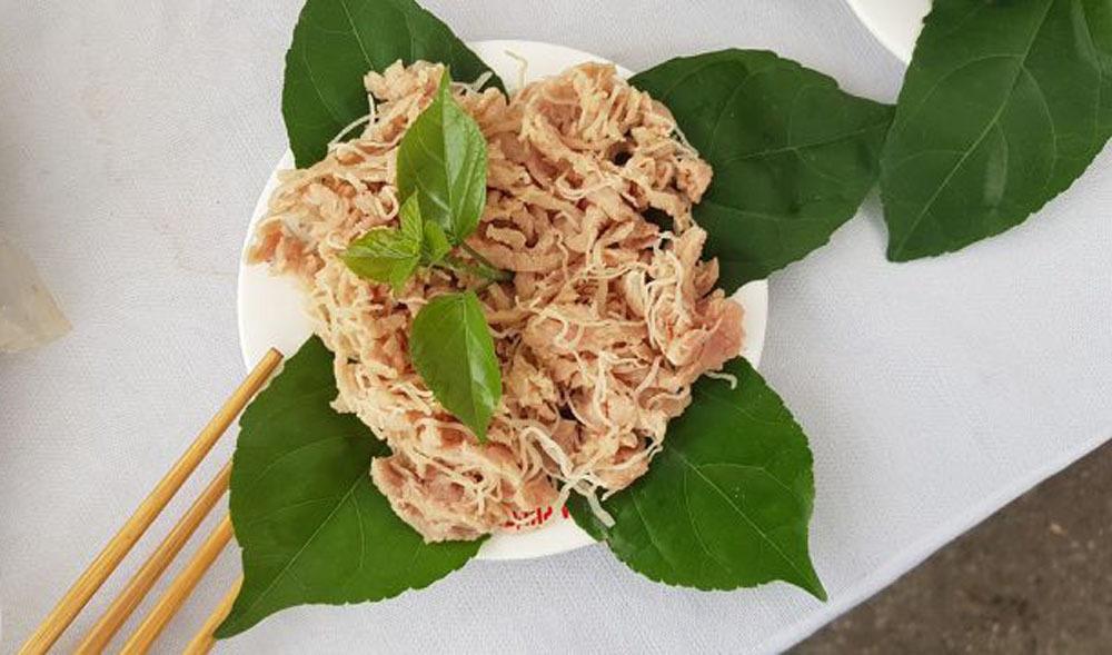 Trải nghiệm những món đặc sản độc và lạ ở Ninh Bình