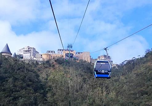 Núi Sam - điểm đến thu hút du khách ở An Giang