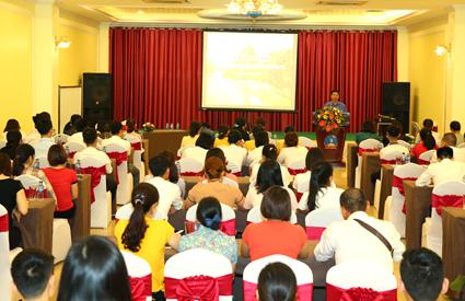 Ninh Bình: Tập trung đào tạo nguồn nhân lực làm du lịch