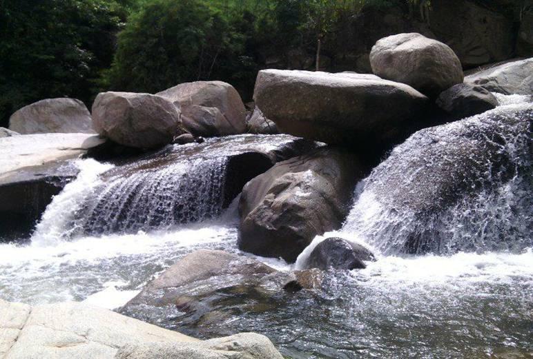 Thác Sakai - Vườn trái cây Lâm Sơn những điểm đến thú vị ở Ninh Thuận trong mùa hè này