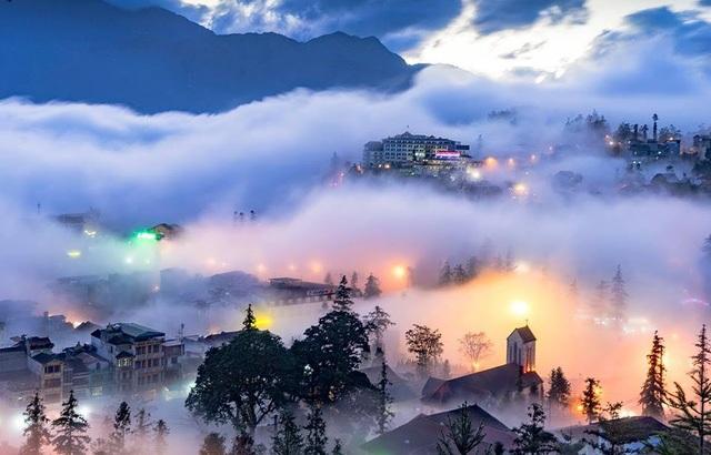 Khám phá Tam Đảo – Thị trấn trong sương