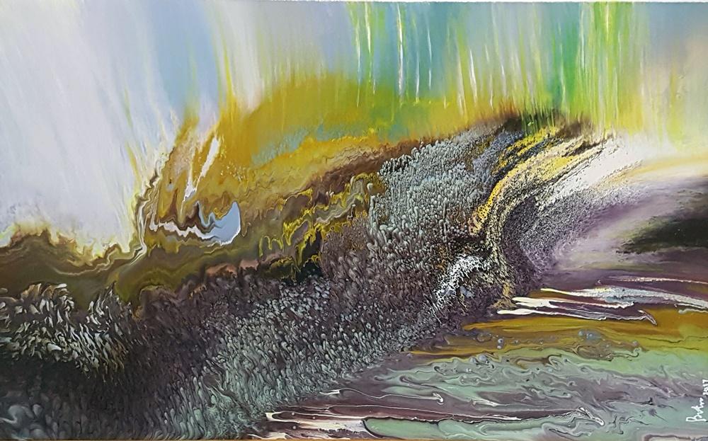 """Đà Lạt: Triển lãm tranh mỹ thuật sơn dầu """"Bụi"""""""