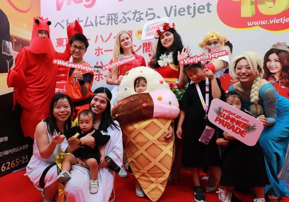 Vietjet mở đường bay mới Đà Nẵng - Nhật Bản