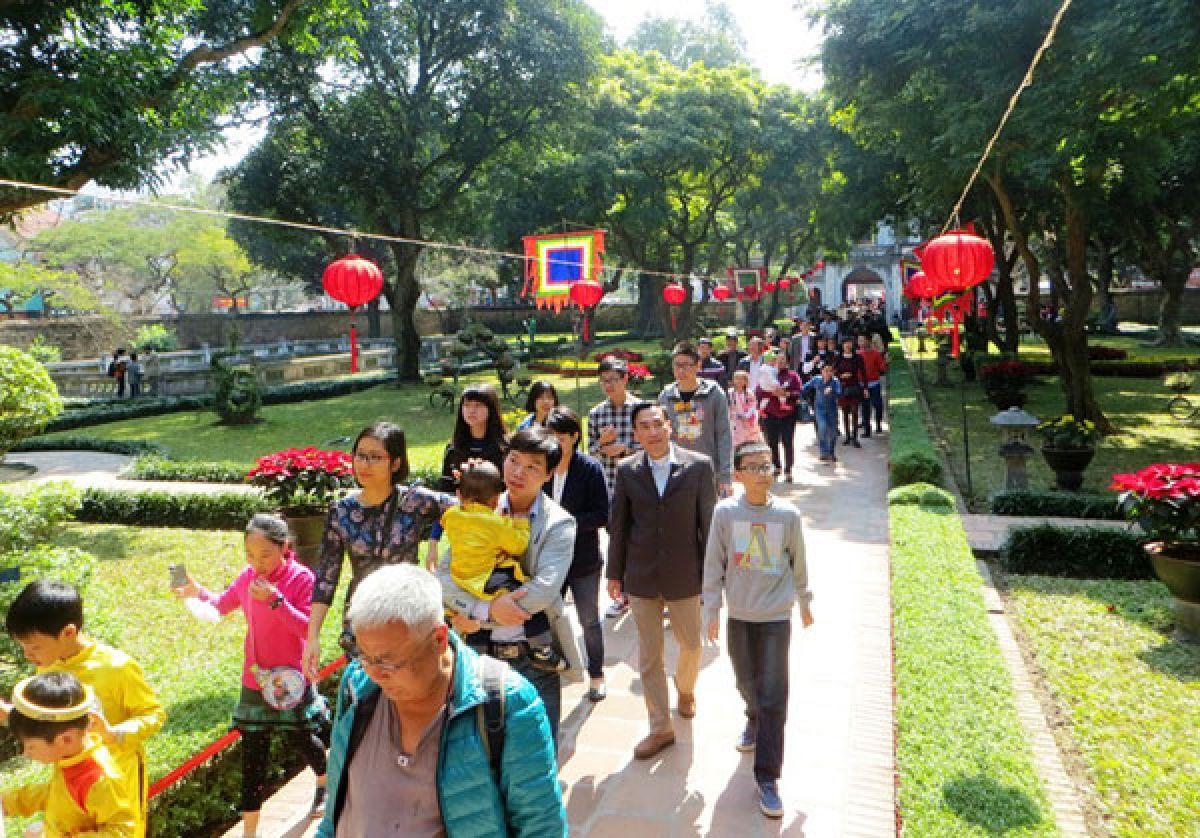 Hà Nội yêu cầu đảm bảo an toàn cho du khách trong dịp nghỉ lễ 2/9