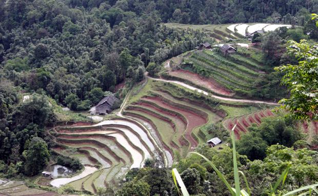 Hà Giang: Xây dựng mô hình liên kết phát triển du lịch cộng đồng các huyện phía Tây