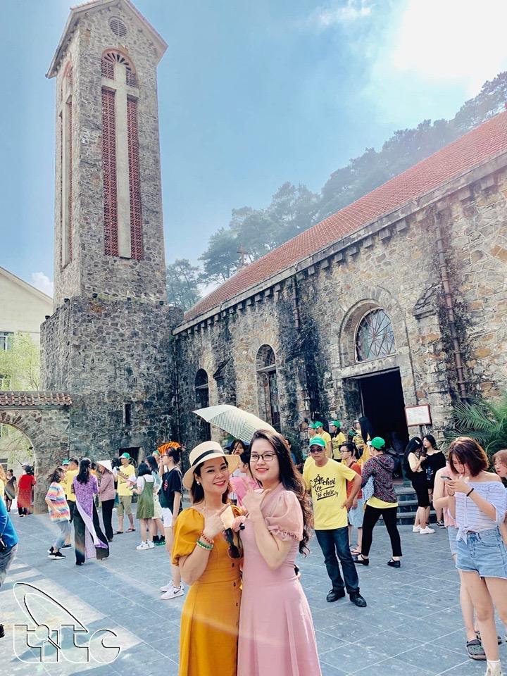 Nhà thờ đá cổ Tam Đảo, Vĩnh Phúc