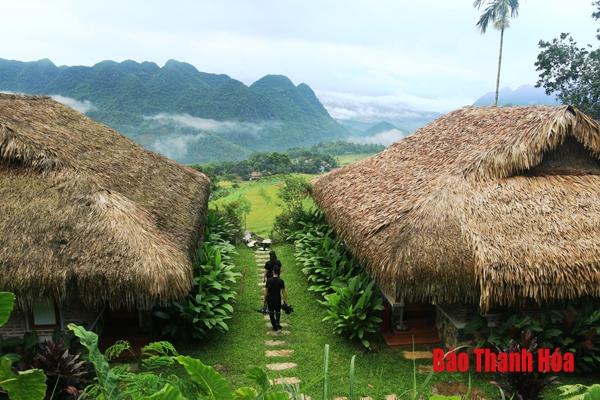 Bá Thước (Thanh Hóa): Sức hút từ tiềm năng du lịch