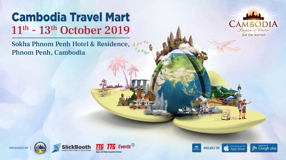 Hội chợ du lịch Campuchia 2019 sẽ diễn ra trong tháng 10