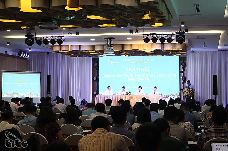 Tập trung tìm giải pháp tăng cường thu hút khách du lịch quốc tế đến Việt Nam