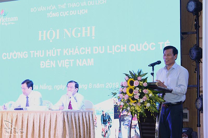 Khai mạc Hội nghị Tăng cường thu hút khách du lịch quốc tế đến Việt Nam