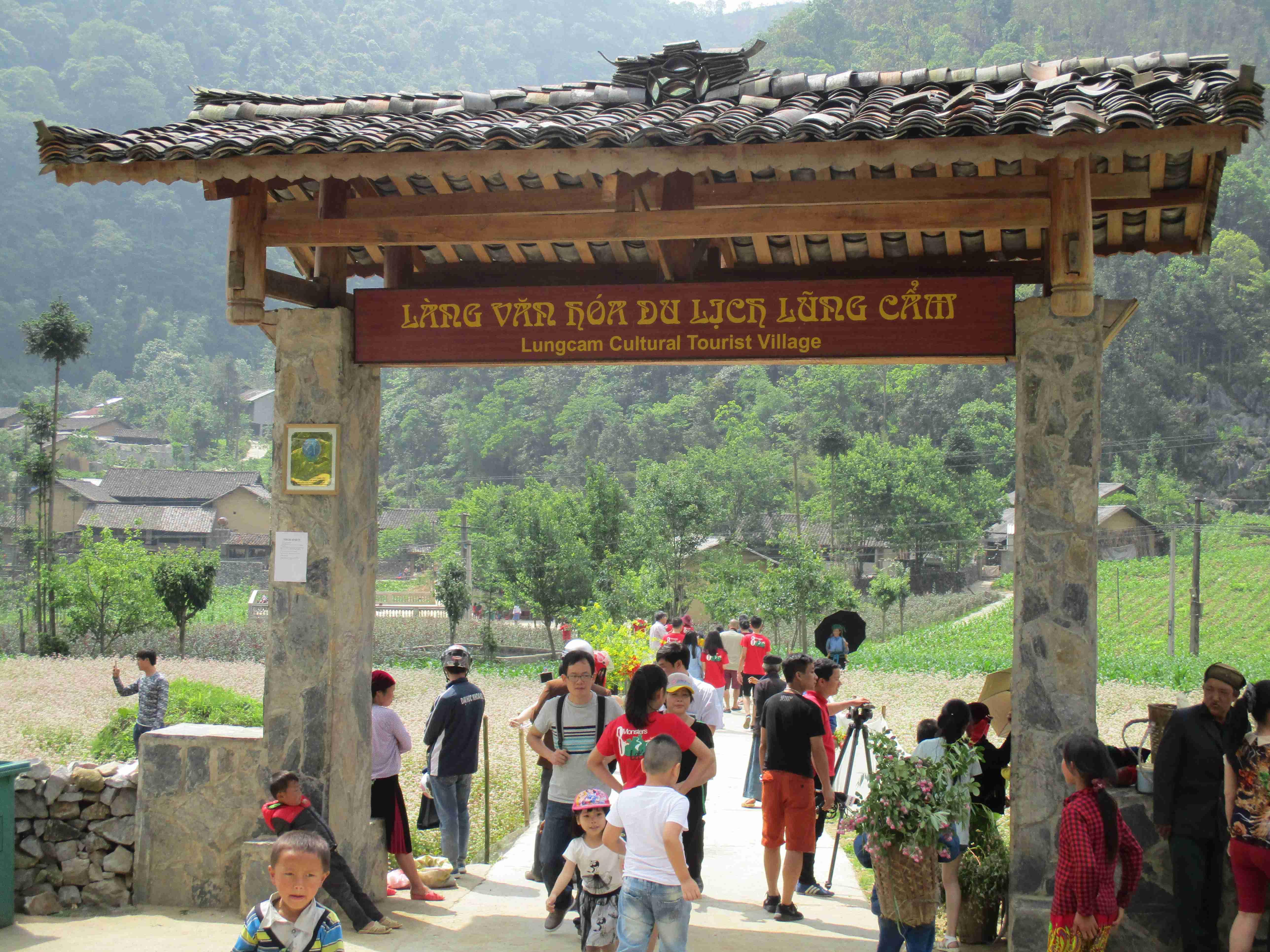 Ấn tượng Lũng Cẩm – Hà Giang