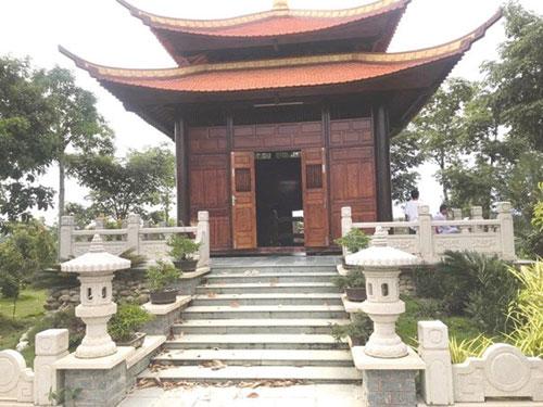Thiền viện trúc lâm Chánh Thiện (Hàm Tân, Bình Thuận): Góc xanh bình an