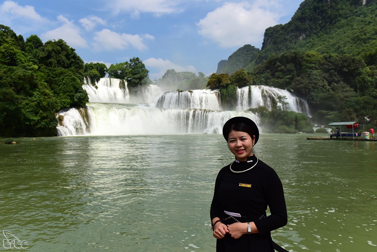 Đẩy mạnh quảng bá về Công viên địa chất non nước Cao Bằng