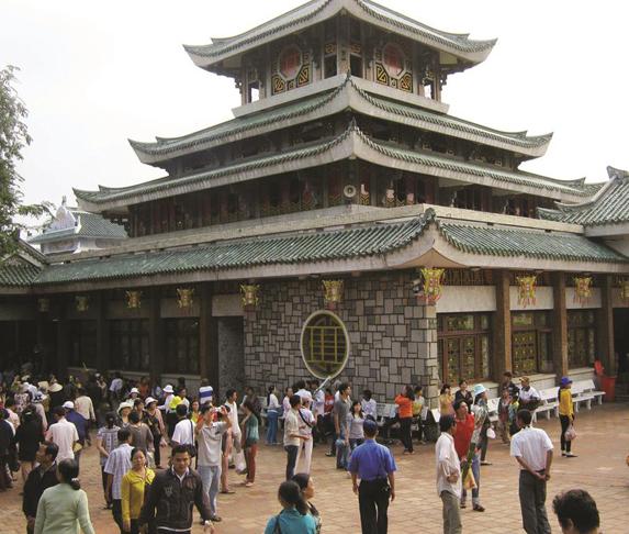 Châu Đốc (An Giang) tập trung phát triển du lịch