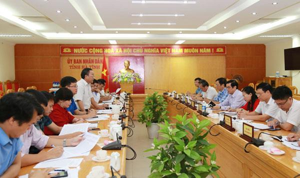 Lào Cai tìm hiểu chính sách phát triển du lịch tại Hà Tĩnh