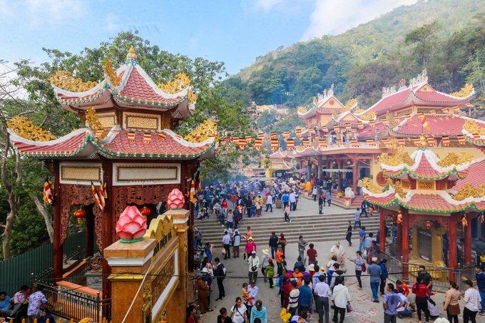 Khu du lịch quốc gia núi Bà Đen (Tây Ninh): Điểm đến hấp dẫn đầu Xuân