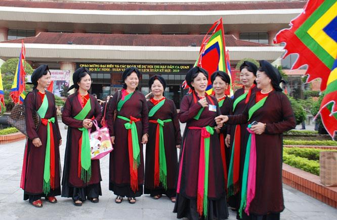 """Sắp diễn ra """"Tuần Văn hóa, Du lịch Bắc Ninh - Hà Nội năm 2020"""""""